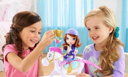 Disney Szófia hercegnő és Minimus