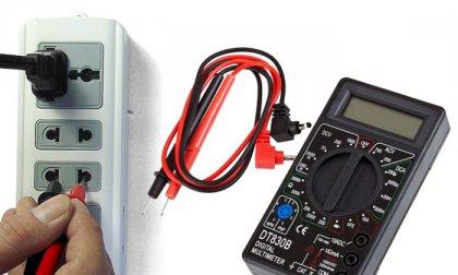 Többfunkciós mérőeszköz, multiméter