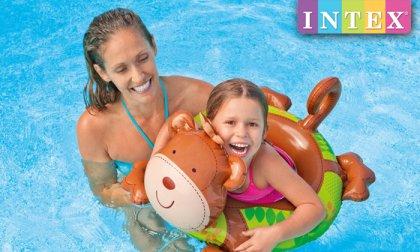 Majmos úszógumi 3-6 éves gyerekeknek