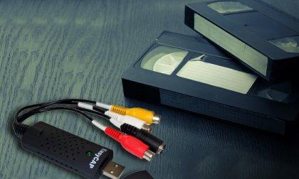 Kép és videó digitalizáló adapter