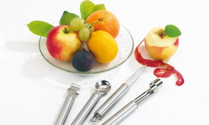 Késkészlet gyümölcsökhöz ajándékdobozban