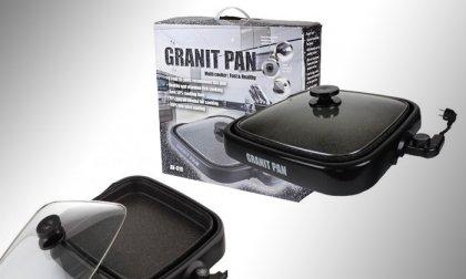 Granit Pan serpenyő