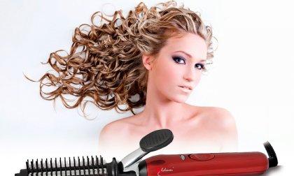 Eldom hajformázó és hajgöndörítő