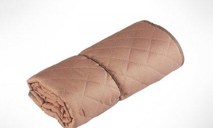 Összehajtható, textil vasaló alátét