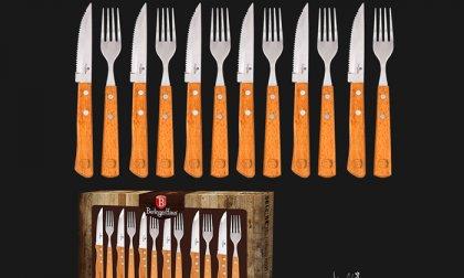 Berlinger Haus 12 részes steak készlet késsel és villával rozsdamentes acélból