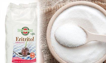 Naturganik Eritritol természetes édesítőszer 500 grammos kiszerelésben