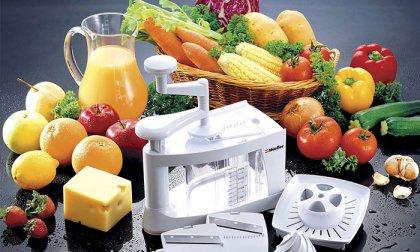 Promis zöldség-, gyümölcs aprító