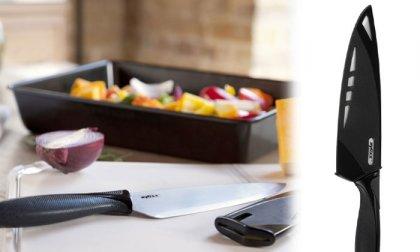 Zyliss, 19 cm-es chef kés védőtokkal