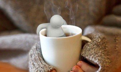 Mr. Tea szilikon teaszűrő