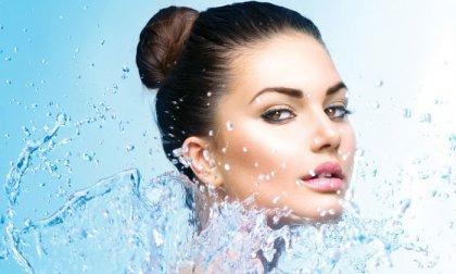 Hidroabráziós és ultrahangos arckezelés