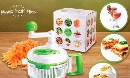 Always Fresh Mixer keverő és salátakészítő egyben