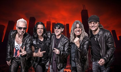 Felejthetetlen Scorpions koncert Auschwitz-ban