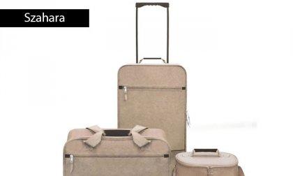 3 darabos Partner Adventures bőröndkészlet