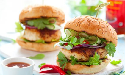 Készíts kétféle egészséges hamburgert
