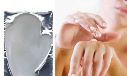2 db-os kollagén maszk kézre