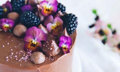 Virágokból finomságok készítése a Bonit'Arttól