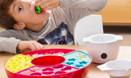 Yummi Gummi gumicukorkészítő gép