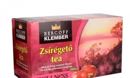 BERCOFF KLEMBER teák többféle ízben