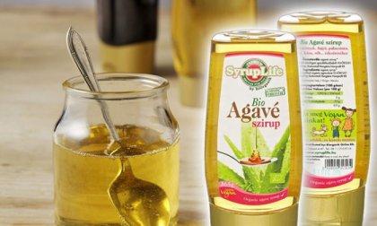 100% Bio agavészirup 365 vagy 1150 grammos kiszerelésben