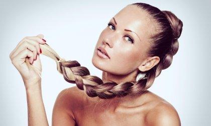 Keratinos ápolás MAC split and hair trimmerrel
