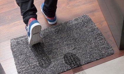 Clean & Safe lábtörlő