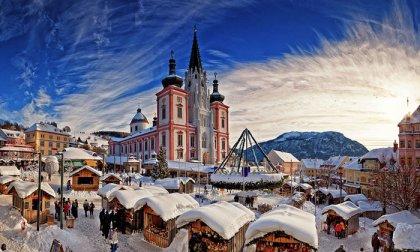 Készülődj a karácsonyra a híres Mariazellben