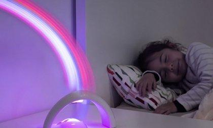InnovaGoods gyermek LED szivárvány projektor