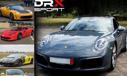 Életre szóló kaland a DRX Ringen – élményvezetés akár 10 körön át