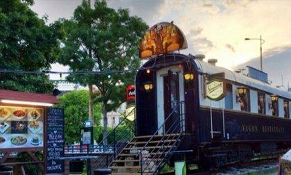 Vagon tál borral, pálinkával 2 személy részére Budán