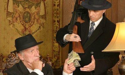 Al Capone, a razzia – szabadulós játék