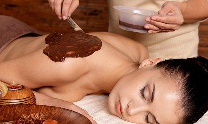 60 perc csokoládé masszázs a Princess Beauty szalonban