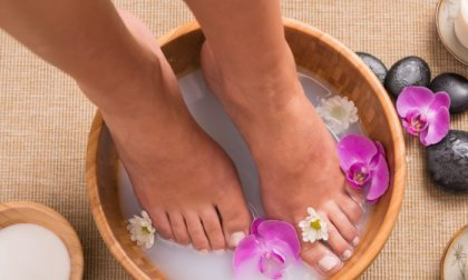 40 perces hidratáló paraffinos kényeztető lábápolás a Princess Beauty szalonban