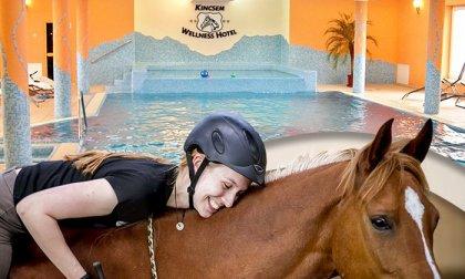 3 napos pünkösdi pihenés 2 főre a Bakonyalján, a kisbéri Kincsem Wellness Hotelben, félpanzióval