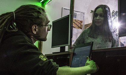 Bankrablás című szabadulós játék 2-6 fő részére a Locked Room Budapest jóvoltából