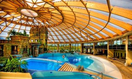 3 napos vakáció 2 személyre reggelivel az AquaWorld Resort Budapest Hotelben