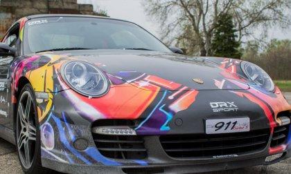 Élményvezetés Porsche 911 Turbo S versenyautóval az Euroringen, 2, 3, 4 vagy 5 körön át a Drive-X Sporttól