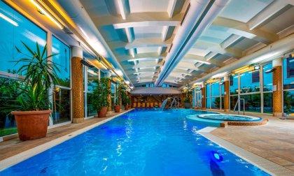 Víz világnapja Harkányban – 3 nap 2 főre a Dráva Hotel Thermal Resortban félpanzióval
