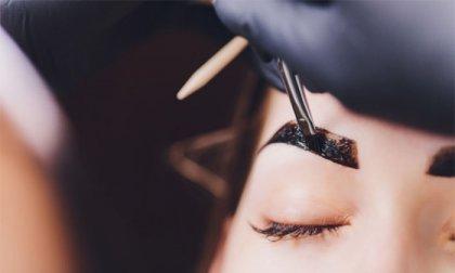 Szemöldök henna+formázás, szempilla festéssel!