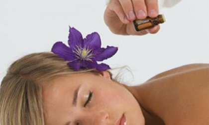 DoTERRA kozmetikai aromamasszázs
