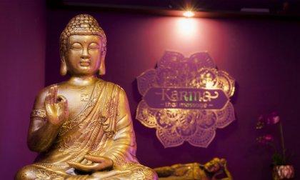 Karma Thai Masszázs - 10 vagy 20 alkalmas bérlet bármely masszázsra