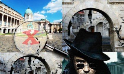 Városnéző nyomozótúra a Budai Várnegyedben a Krimibázistól