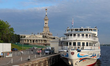 14 napos hajóút Moszkva és Asztrahány között, repülőjeggyel, illetékkel, teljes ellátással