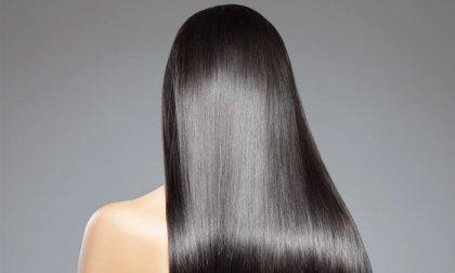 Lisse Design keratinos hajegyenesítés, hajvágás és 10 perc fejmasszázs a belvárosi Geisha Spa Szépségszalonban