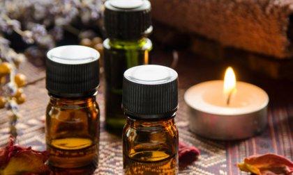 120 perces aromaterápiás tanácsadás a 4 elem segítségével, aromaterápiás kezelés