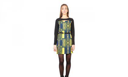Versace Jeans Dresses D2HMB446_17844_600