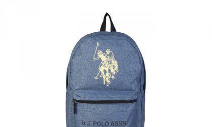 U.S. Polo hátizsák BAG044-S705_JEANS