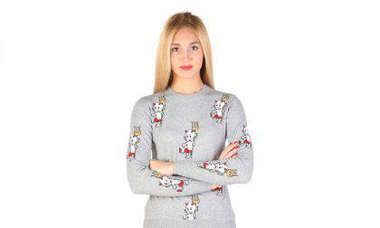 Moschino pulóver W_S_9G3_00_X_0936_4129