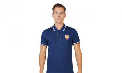 Oxford University póló ORIEL-POLO-MM-NAVY
