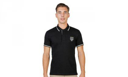 Oxford University póló MAGDALEN-POLO-MM-BLACK
