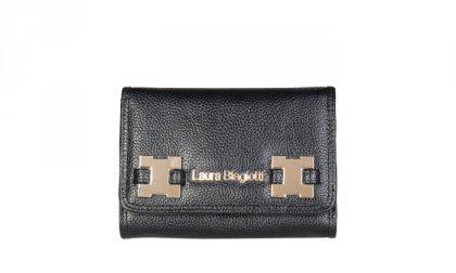 Laura Biagiotti pénztárca LB17W503-33_NERO